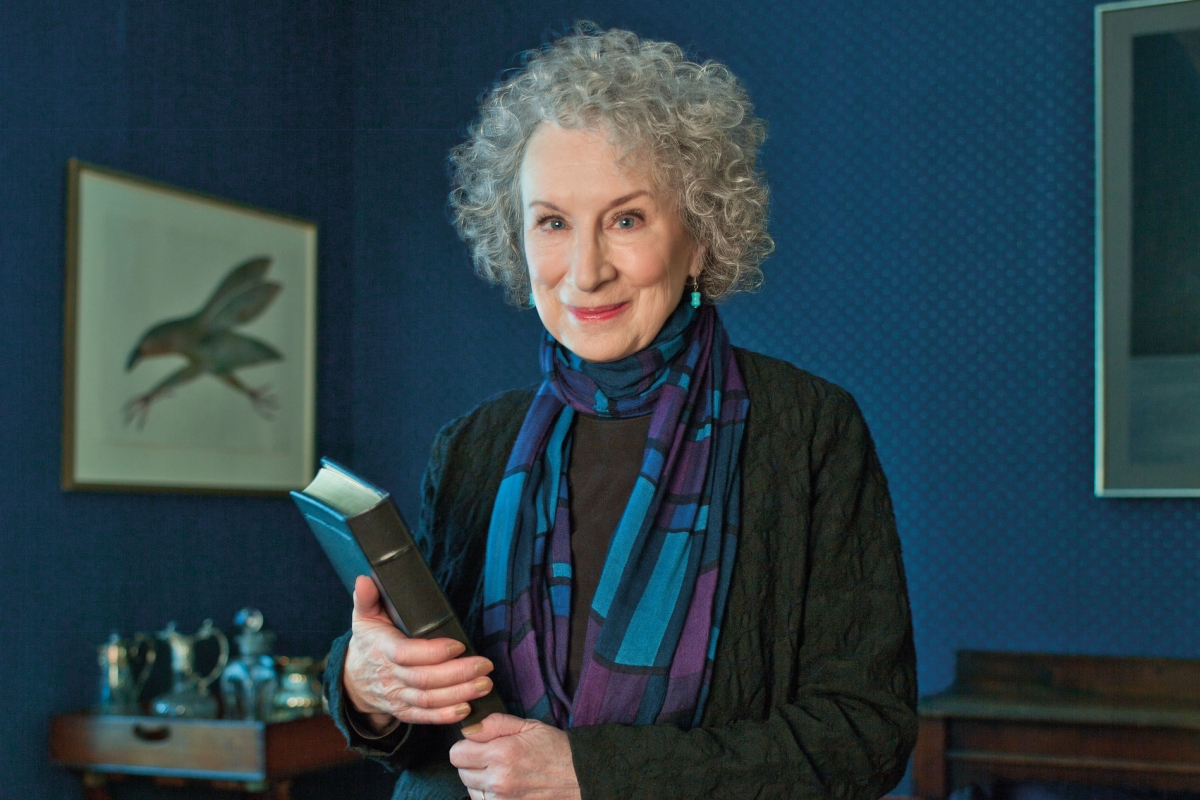 margaret atwood biographies national arts centre